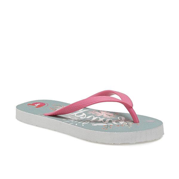 Polaris 512684.F Gri Kız Çocuk Deniz Ayakkabısı