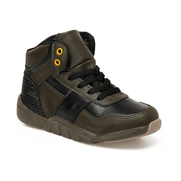 Polaris 92.511872.F Haki Erkek Çocuk Spor Ayakkabı