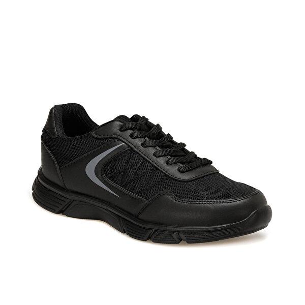 Torex REMUS Siyah Erkek Çocuk Koşu Ayakkabısı