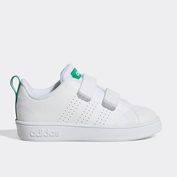 adidas VS ADVANTAGE CLEAN INF Beyaz Erkek Çocuk Sneaker Ayakkabı