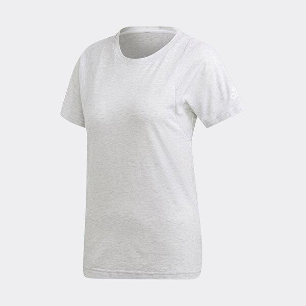 adidas W ID WINN CN Beyaz Kadın Kısa Kol Tişört