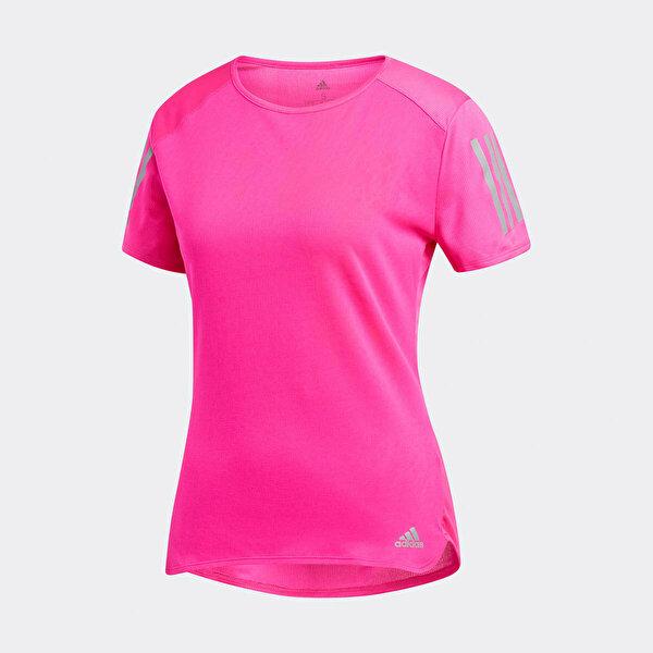 adidas RS SS TEE W Pembe Kadın T-Shirt