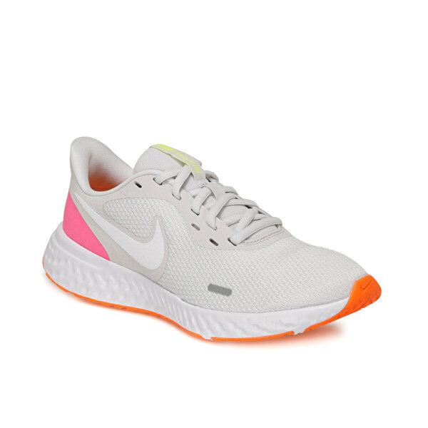 Nike WMNS REVOLUTION 5 Gri Kadın Koşu Ayakkabısı