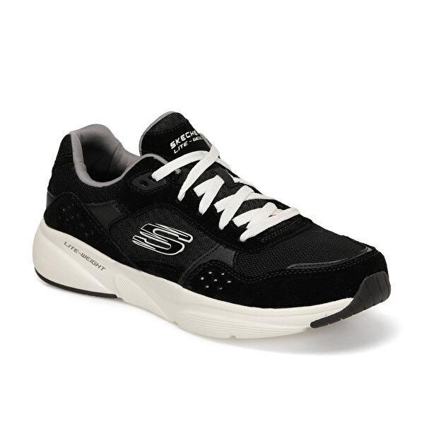Skechers MERIDIAN- OSTWALL Siyah Erkek Sneaker Ayakkabı
