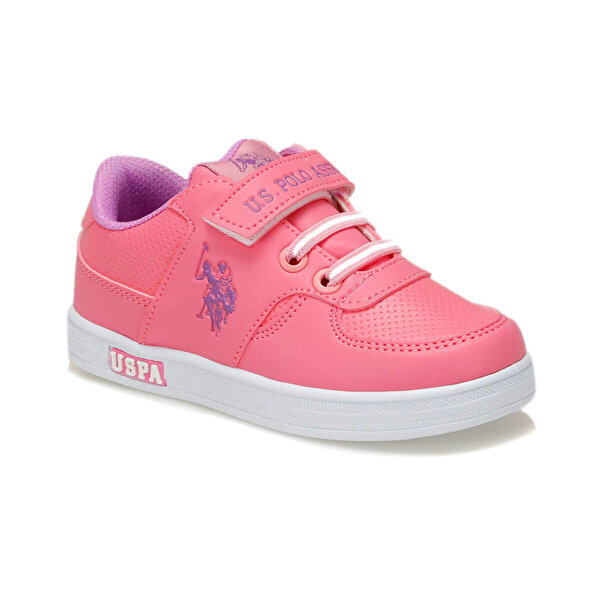 U.S Polo Assn. CAMERON Pembe Kız Çocuk Sneaker