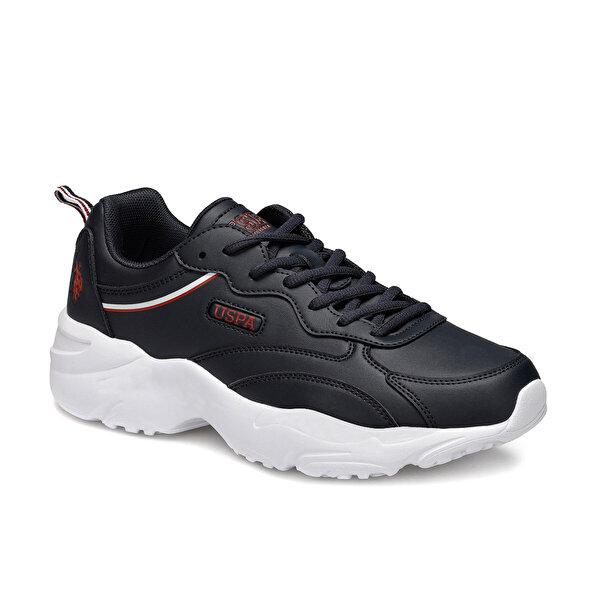 U.S. Polo Assn. TRACEY Lacivert Erkek Sneaker Ayakkabı