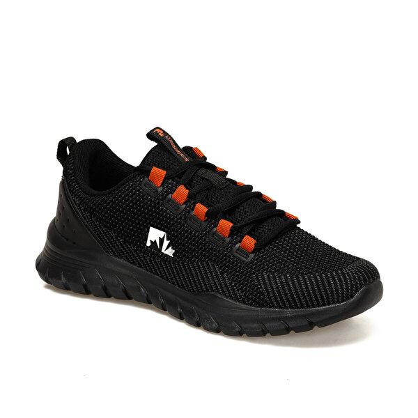 Lumberjack WEASLEY Siyah Erkek Comfort Ayakkabı