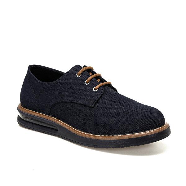 JJ-Stiller LG-2 Lacivert Erkek Klasik Ayakkabı
