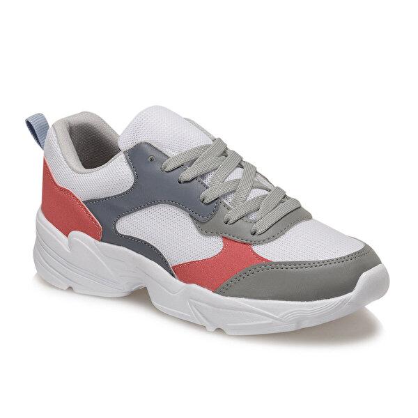 Torex CARLA W Beyaz Kadın Sneaker Ayakkabı