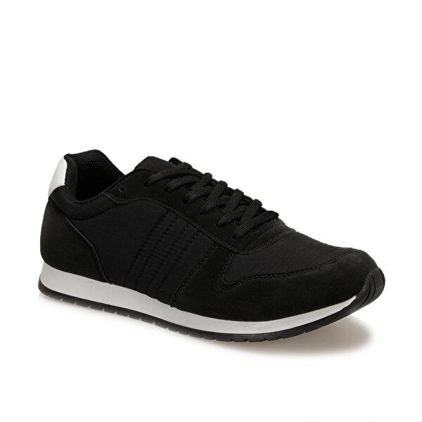 Polaris 91.356030.M Siyah Erkek Sneaker Ayakkabı