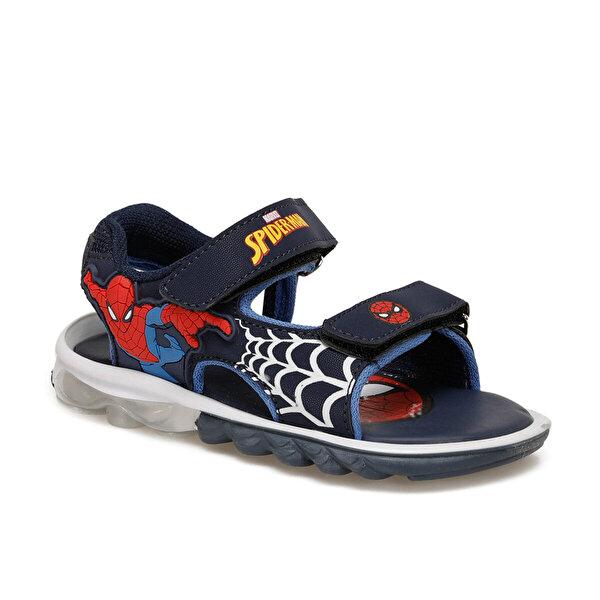 Spiderman 91.VICE.P Lacivert Erkek Çocuk Sandalet