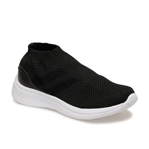 Kinetix BARD Siyah Kadın Slip On Ayakkabı