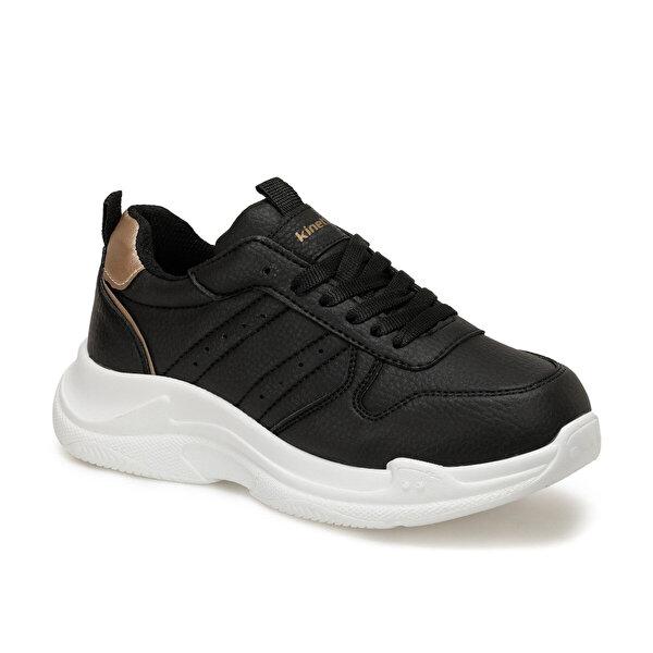 Kinetix PALEO Siyah Kadın Spor Ayakkabı