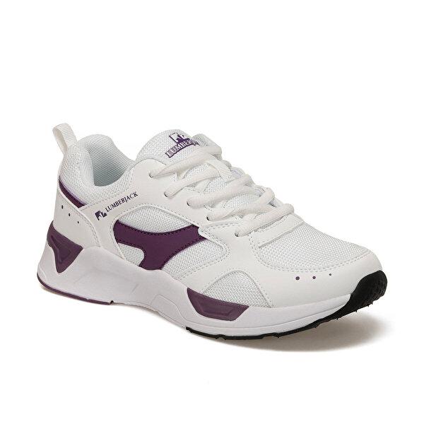 Lumberjack BLOSSOM Beyaz Kadın Sneaker Ayakkabı