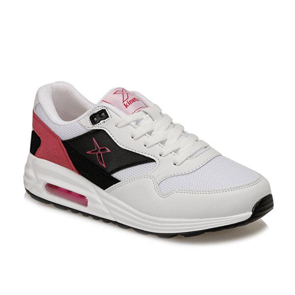 Kinetix LINAK MESH W Beyaz Kadın Sneaker Ayakkabı