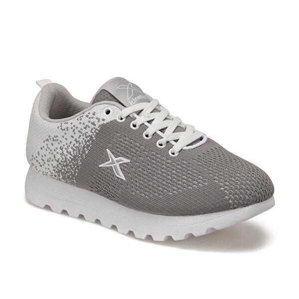 Kinetix GIAN KNIT W Gri Kadın Sneaker Ayakkabı