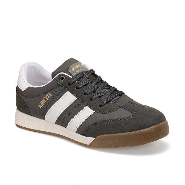 Kinetix GRAGAS Gri Erkek Sneaker Ayakkabı