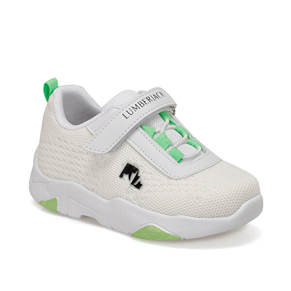 Lumberjack COOL Beyaz Kız Çocuk Koşu Ayakkabısı