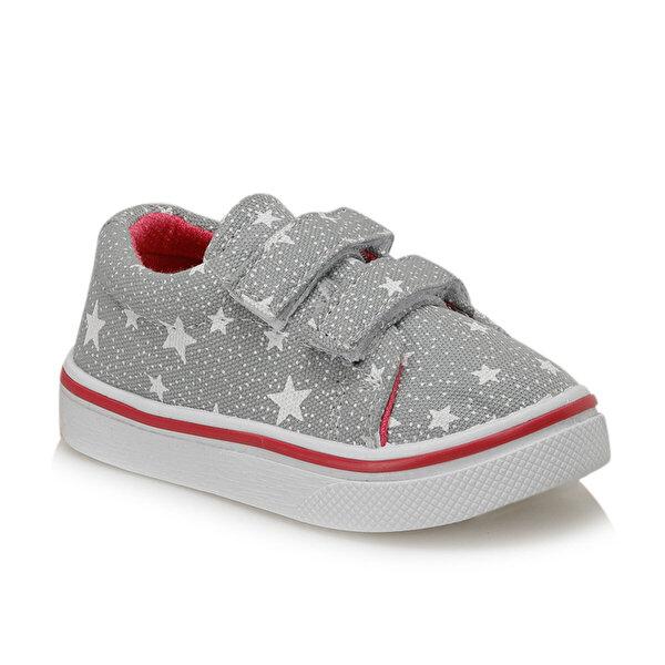 Seventeen BANCO Gri Kız Çocuk Sneaker Ayakkabı