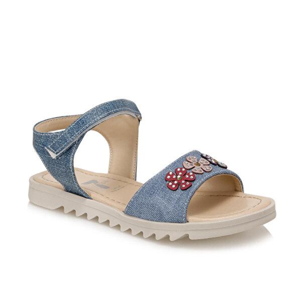 Seventeen LAILA Mavi Kız Çocuk Sandalet