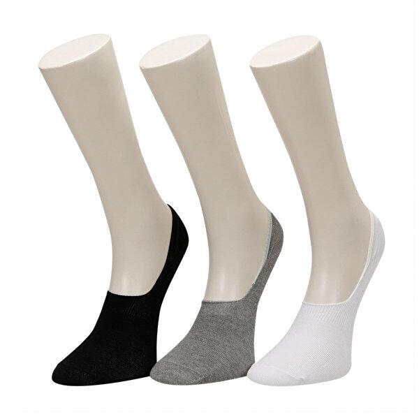 Garamond KAPALI 3LU SUBA-M Çok Renkli Erkek Çorap