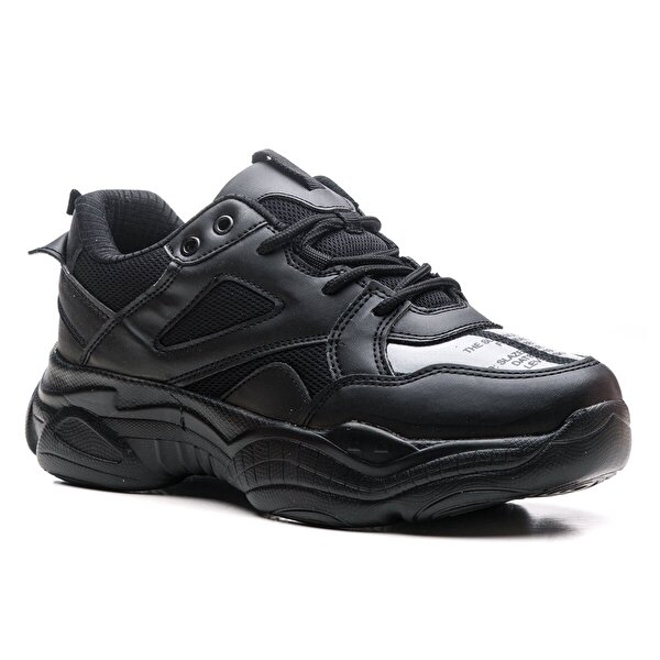 Slazenger TULIP Koşu & Yürüyüş Kadın Ayakkabı Siyah