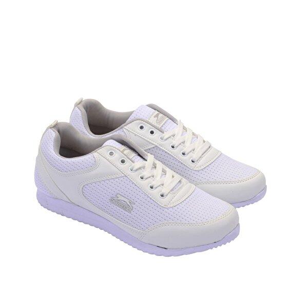 Slazenger PETER Koşu & Yürüyüş Erkek Ayakkabı Beyaz