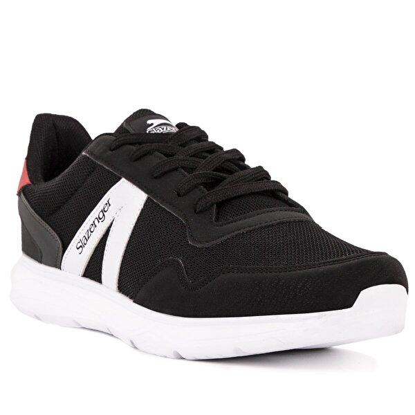 Slazenger ICONA Koşu & Yürüyüş Erkek Ayakkabı Siyah / Beyaz