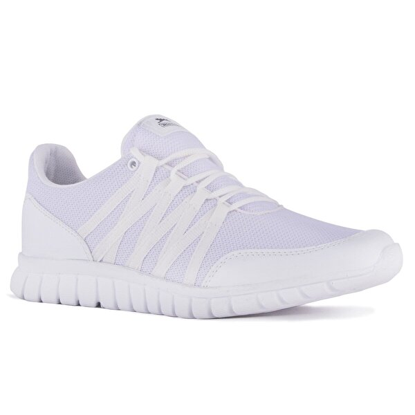 Slazenger ACCESS Koşu & Yürüyüş Erkek Ayakkabı Beyaz