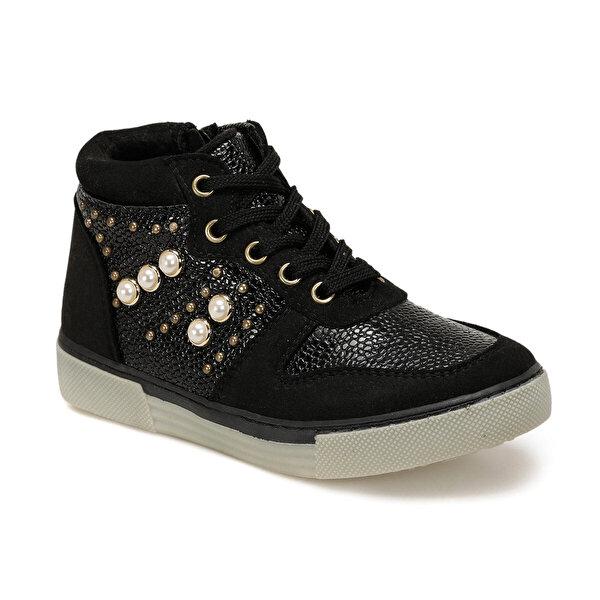 Seventeen SEMI Siyah Kız Çocuk Sneaker Ayakkabı