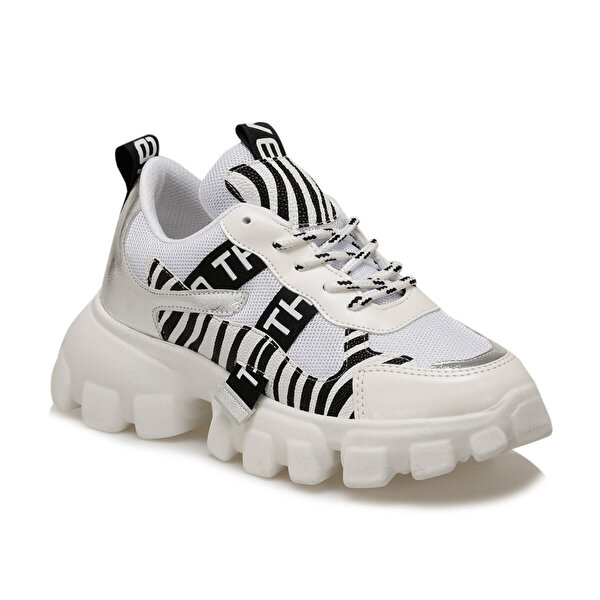 Butigo 20SF-2003 Beyaz Kadın Fashion Sneaker