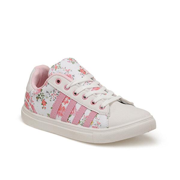 Kinetix VULDA F Beyaz Kız Çocuk Sneaker Ayakkabı