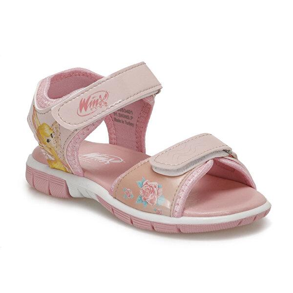 Winx 91.SKINS.P Pembe Kız Çocuk Sandalet