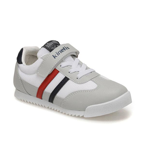 Kinetix HALLEY MESH J Açık Gri Erkek Çocuk Sneaker Ayakkabı