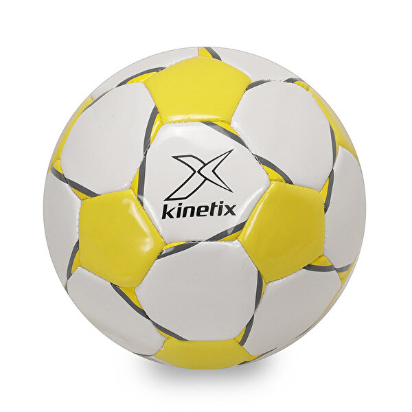 Kinetix PAULO Beyaz Unisex Futbol Topu