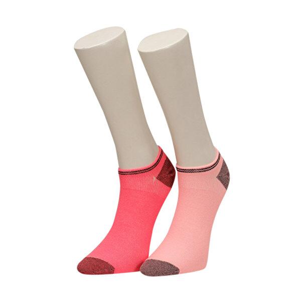 Kinetix DIANA 2 LI PTK-W Pembe Kadın Çorap