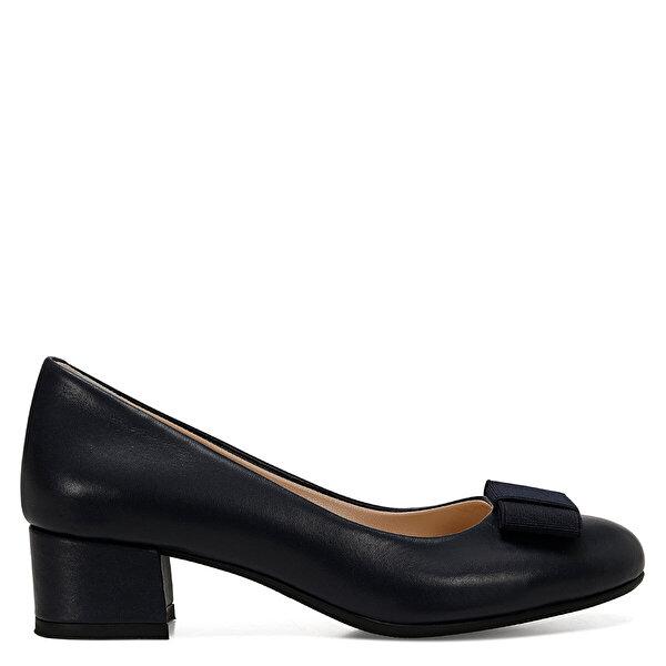 Nine West LENI Lacivert Kadın Klasik Topuklu Ayakkabı
