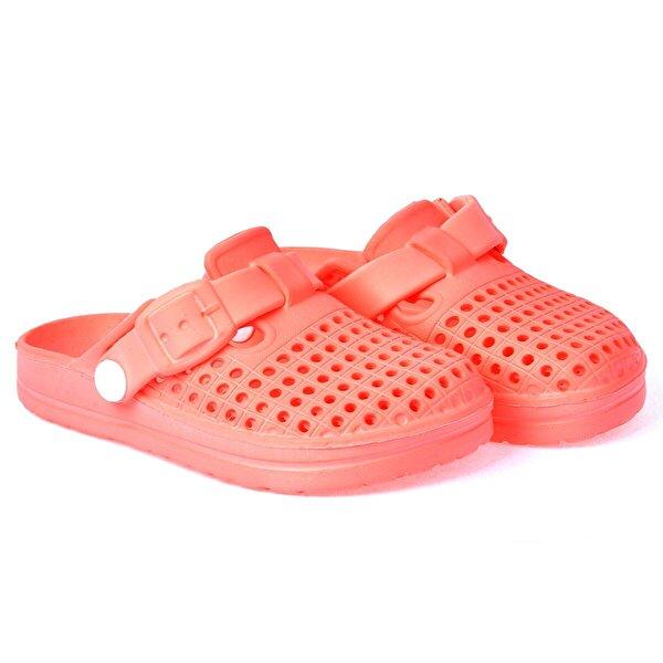 Kiko Kids Kiko Akn E163.000 Plaj Havuz Banyo Kız/Erkek Çocuk Sandalet Terlik SOMON