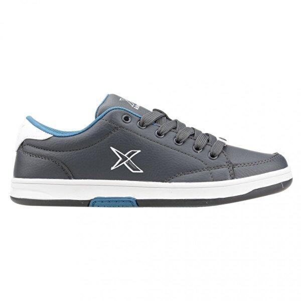 Kinetix Herbert Plus Günlük Yürüyüş Koşu Bayan Spor Ayakkabı ANTRASİT
