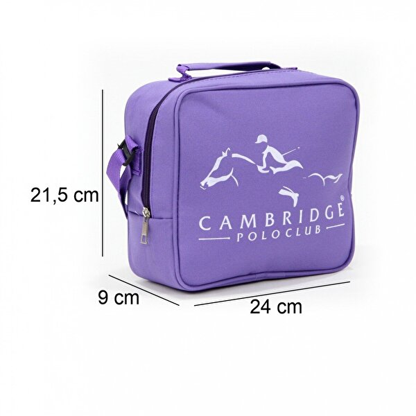 CAMBRIDGE POLO CLUB Kadin Cambridge Polo Club Beslenme Çantası PLBSL80007