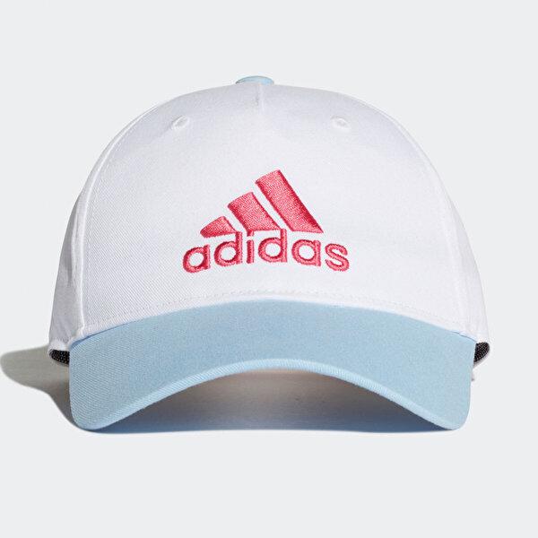 adidas LK GRAPHIC CAP Beyaz Erkek Çocuk Şapka