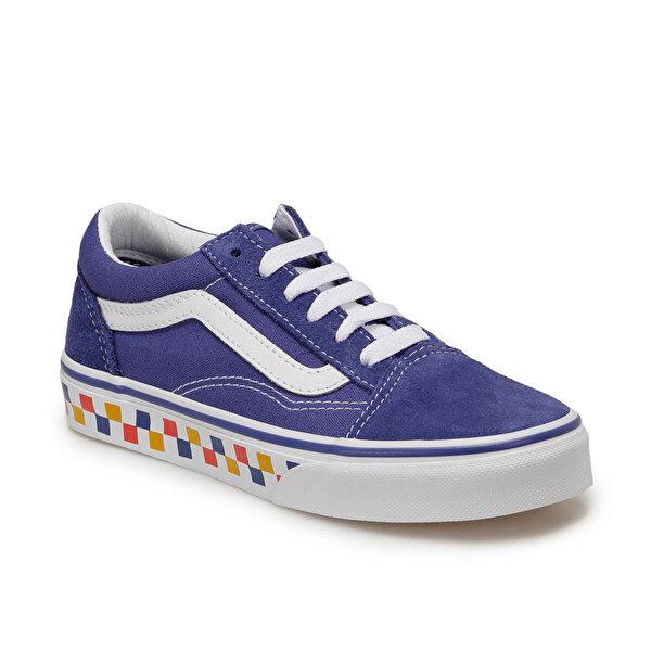 Vans UY OLD SKOOL Mavi Erkek Çocuk Sneaker Ayakkabı