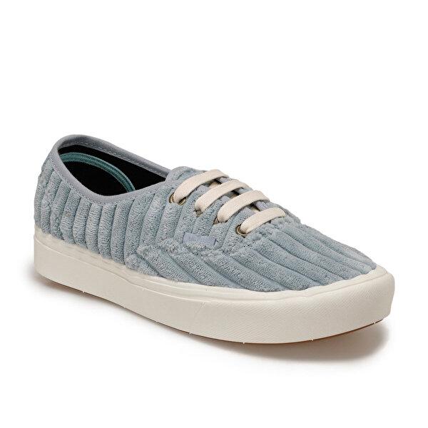 Vans UA COMFYCUSH AUTHENTIC Mavi Erkek Kalın Tabanlı Sneaker
