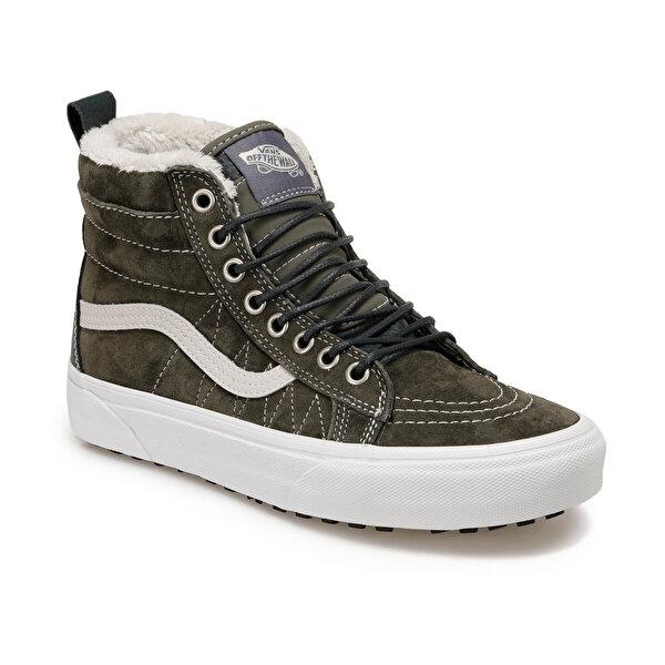 Vans UA SK8-HI MTE Koyu Yeşil Erkek Sneaker Ayakkabı