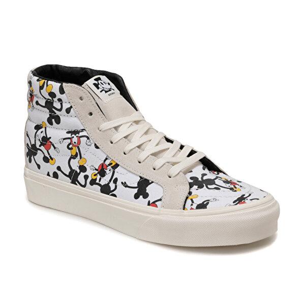 Vans UA OG SK8-HI LX Beyaz Erkek Sneaker Ayakkabı