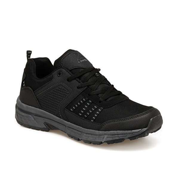 Kinetix TERRENO Siyah Erkek Trekking Ayakkabı