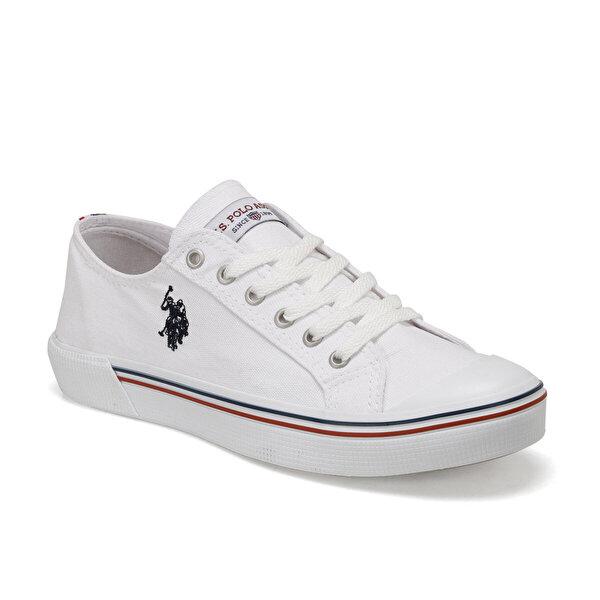 U.S. Polo Assn. PENELOPE Beyaz Erkek Sneaker