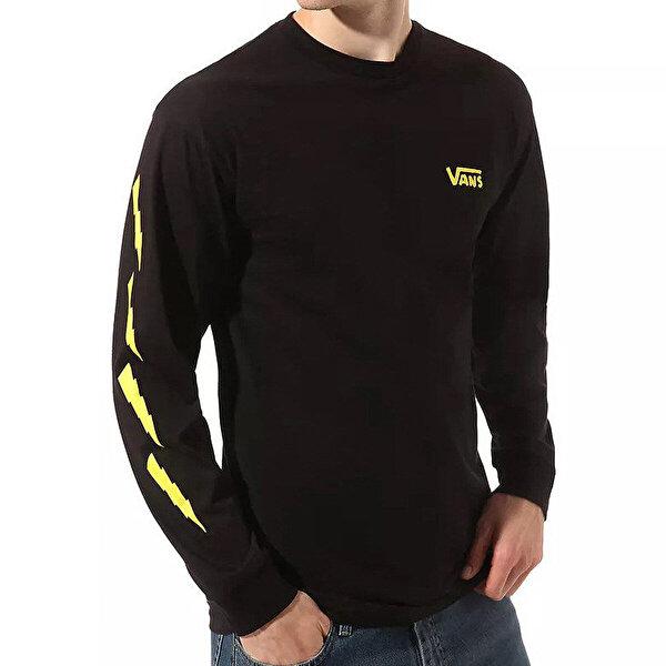 Vans LARRY EDGAR LS Siyah Erkek Sweatshirt