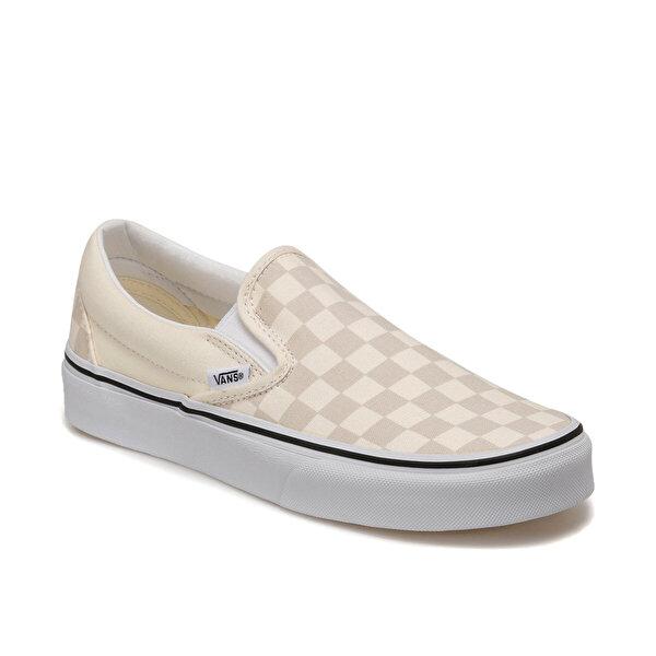 Vans UA CLASSIC SLIP-ON Beyaz Kadın Slip On Ayakkabı
