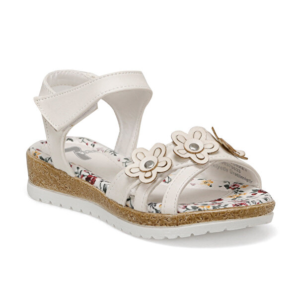 Seventeen OLIA P Beyaz Kız Çocuk Casual Ayakkabı